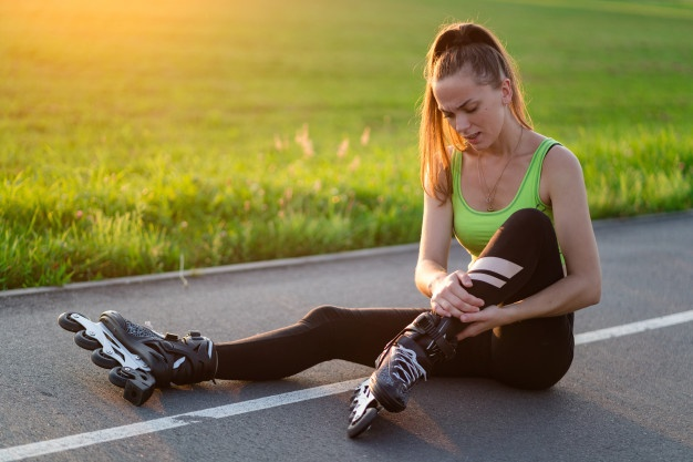 rollerblading workout