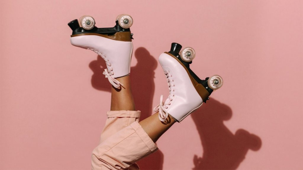 Include the rollerblading exercise in your workout session and enhance your health easily